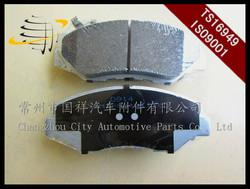 Top Quality Disc Brake Pad Manufacturer D914 for Honda