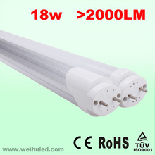 high energy t8 tube long lifespan and beautiful smd new products on china market