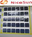 Todas las series las células solares para el mono y poli