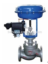 well performance proportional pneumatic compressed air controls air valves /pneumatic actuator control values