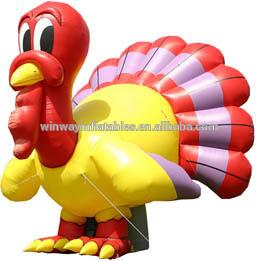 Inflatable turkey balloon,wholesale balloons Y3014