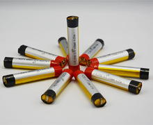 Ingrosso pl13700 elettronica cigaretter batterie/1100 3.7v mah batteria al litio ricaricabile