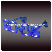 High Quality Hot Selling 2015 Figure LED Sunglasses Shenzhen Factory
