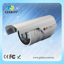 Aluminium alloy housing CMOS/SONY CCD 420tvl~1200tvl IR array led waterproof bullet camera