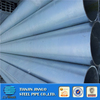 large diameter corrugated galvanized steel culvert pipe