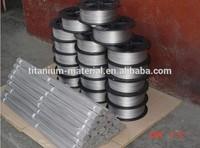 Dia.0.5-6.0mm astm b863 titanium wire and anodized titanium alloy wire price