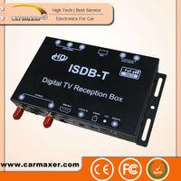 2014 Car 250km/h ISDB-T HD samsat hd 80 digital satellite receiver for South America
