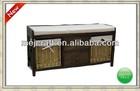 Antique classical sofa furniture set,storage soft sofa stool for sale