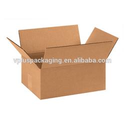 custom design corrugated cardboard shipping box
