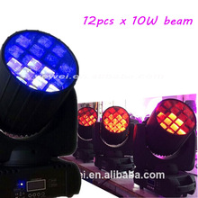 10w RGBW 4IN1 12PCS Led Cree Moving Head,Moving head Beam,Moving Head Wash