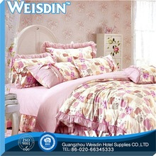 printed new style polyester cotton fabric for bed sheeting