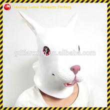 Rabbit Head Mask Foam Latex Mask