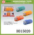2014 product1:32 novo carro rc brinquedo carro engraçado controleremoto cartoon saneamento caminhãodelixo h015020