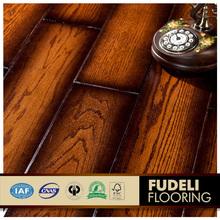 Great Quality Formaldehyde E1 grade Unique design engineered oak wood flooring