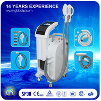 4 in 1 hot sell elight nd yag laser beauty parlor instrument