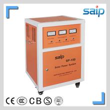 2014 low capacity china home dc solar generator price SP-150H