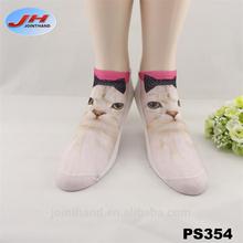 Special Designed printed cat Socks
