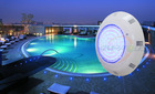 12v ac/dc led lights wall mounted waterproof 20w swimming pool lights wifi control available