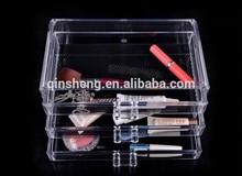 Cosmetic organizer make up box 3 drawer size 9.45*5.9*4.3inch