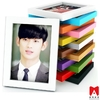 Colourful Plastic Picture Frame 4x6 5x7 6x8 8x10 3x3 led picture frame