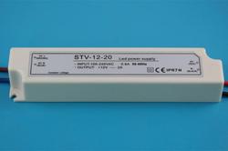plastic box moso led driver 12v dc to 100-240v ac waterproof ip67 ce rohs