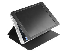 no peeking, protect your data and privacy in public ! anti-spy tablet leather case for iPad mini