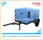 China portable diesel air compressor/ 2014best seller portable compressor
