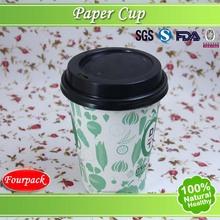 newest design sale promotion milk tea paper cup dedicated