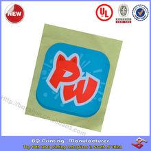 2014 China promotion custom cap sticker