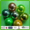 professional customized standard quality novelty used gold plated golf ball