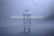 Bouteilles de lotion verre& bouteille en verre cosmétique& lotion bouteilles en verre avec pompe spray