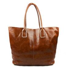 China Manufacturer Fashion top-layer leather lady handbag ,ladies handbag, women bag