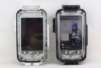 Seashell SS-G Waterproof Photo Housing 40m/130ft Underwater Case for Samsung Galaxy S4 and S3 Phones