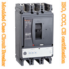 NSX series 3P 630A Current Molded Case Circuit Breaker(MCCB)