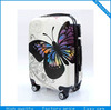 polycarbonate suitcase /printed hard shell luggage /scooter luggage