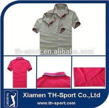 soft oem logo color breathable shirts