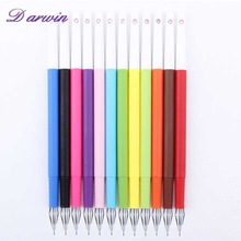 Multicolor and best price top quality long tip pen