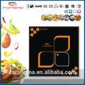 2014 novo euro- chef smart elétrico de indução cook top portátil fogão da cozinha utensíliosdecozinha