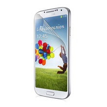Hot ! Ultrathin ,Ultra-clear , anti-scratch screen protector for samsung i9500 galaxy s4