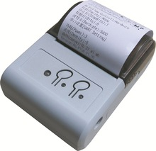 WIFI thermal mobile printer support woking with andorid IOS window smart phone