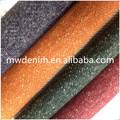 colorido malha denim tecido africano roupas femininas