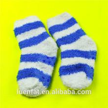 lovely floor socks,2014 kids stripe keep warm floor socks,floor socks hot selling