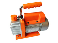 noiseless and high performance classical alternating current 2stage rotary vane vacuum pump