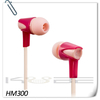 New Style cool in-ear stereo earphone&earbud