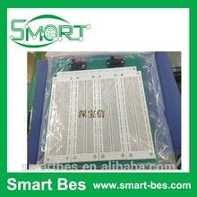 Smart Bes~Massive combination white bread board,SYB - 500 PCB test board,Universal experiment board(4 piece of combination)