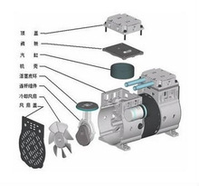 high pressure and AC electric power package piston vacuum system