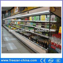 True Star glass door display merchandiser , swing door refrigerator, cold showcase display refrigerators