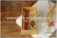 Custom antique family crest wax seal/Western style elegant font wax seal die