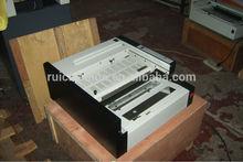 desktop glue book binding machine J380, hot glue book binder binding machine, desktop perfect binding machine