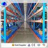 Industrial storage use adjustable heavy duty pallet warehouse racking